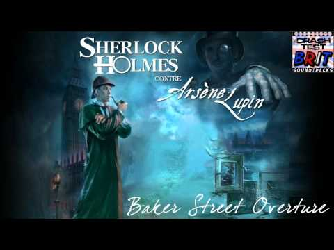 Melodié, Op. 42, No. 3 (Baker Street Theme) [HQ] - Sherlock Holmes Versus Arsène Lupin Soundtrack