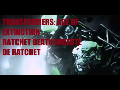 Transformers Age Of Extinction Ratchet S Death Lockdown