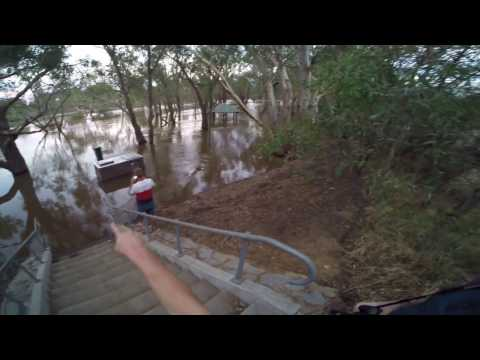 Avon/Swan River 2017 - Sunday 12th Feb - Middle Swan Reserve Deeper Underwater Than Yesterday?!
