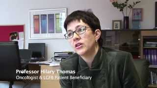 Professor. Hilary Thomas - Clinical Oncologist & Group Medical Director of Care UK Thumbnail