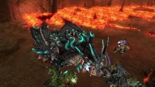 Raiding in Dragon's Prophet