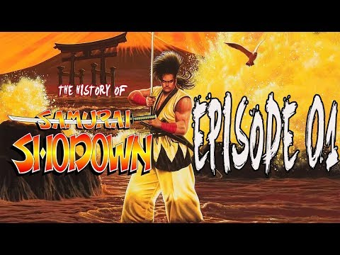 History Of Samurai Shodown - Episode 1: The Birth Of A Franchise