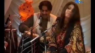 Asay pa Khula wayem - Live, by Noor Jehan - Pashto