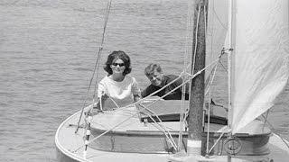 president john f kennedys beloved sailboat back on display