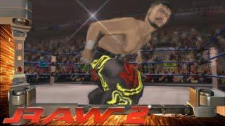 WWE RAW 2 Tajiri Entrance