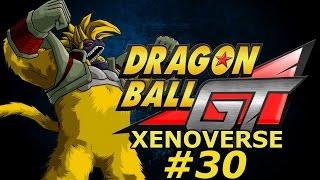 Pomózcie tej małpie! Zaczynamy GT - Dragon Ball GT XenoVerse #30