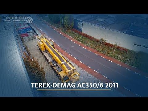 Terex-Demag AC350-6 2011
