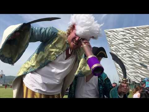Belfast Titanic Maritime Festival 2018