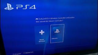 PS4 4.55 - Custom BGM Sound and Custom User Avatar