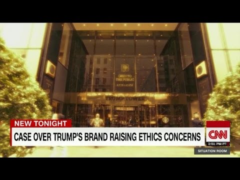 China's Trump trademark decision: Is it an ethics problem?