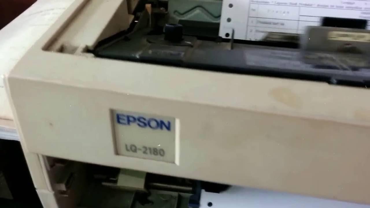 EPSON LQ 2180 PRINTER TREIBER HERUNTERLADEN