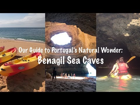 Dahungrycouple explores Algarve EP3: Our guide to the Benagil Sea Caves