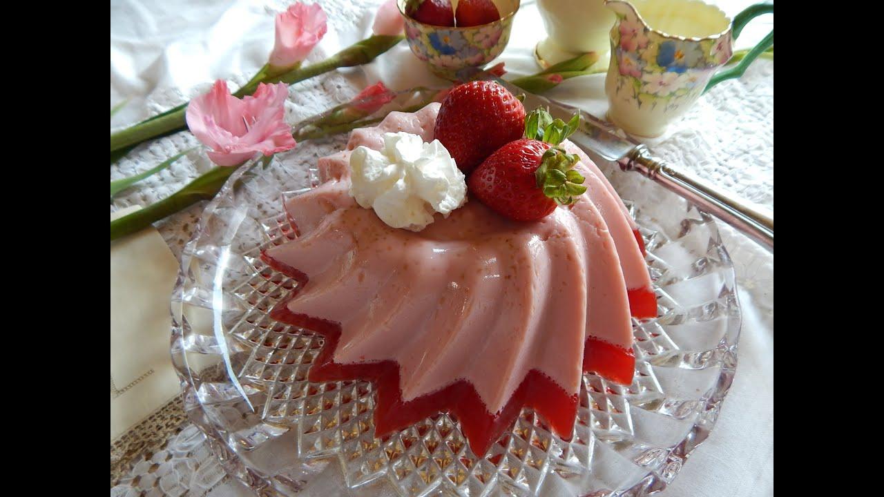 recetas con gelatina royal y yogurt