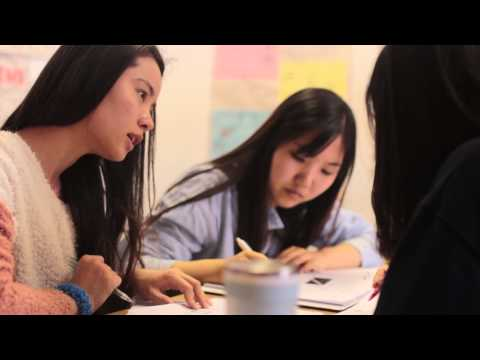 General Overview: Western Town College - Vancouver , BC , Canada HD
