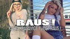 KATJA KRASAVICE zieht Blank im Supermarkt & fliegt raus ❤ Mit Beweisvideo !