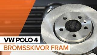 Montering Tändstift VW POLO (9N_): gratis video