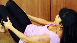 Hot Yoga for Beginners - Sexy Chest Exercises for Women