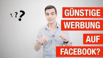 Facebook Werbung für €0,00 ?!!