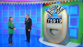 The Price is Right - Squeeze Play - 4/23/2015