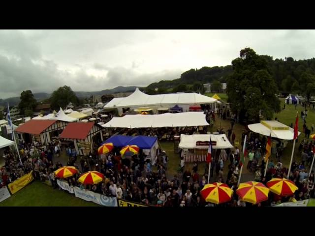 Appowila Highland Games 2015 - Official Trailer by Marcellus Wallace