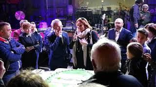 Inaugurazione oleificio cooperativo Eurocoop