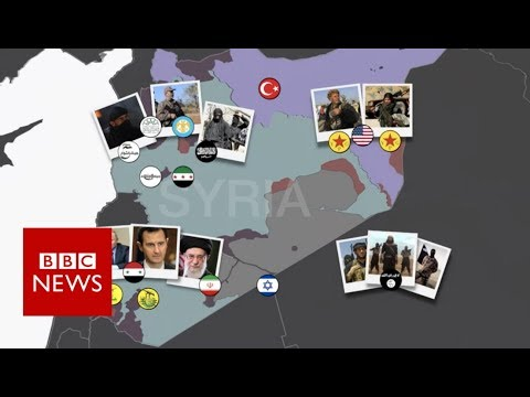 Syria: Seven years of war explained - BBC News