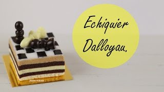 Échiquier Dalloyau (Pâte polymère)