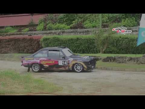 Mark II Magic Andrew Jones Sol Rally Barbados 2017