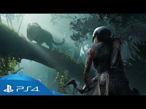 Shadow of the Tomb Raider | E3 2018 Trailer | PS4