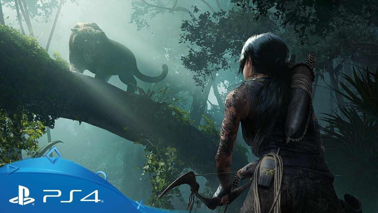 Shadow of the Tomb Raider   E3 2018 Trailer   PS4