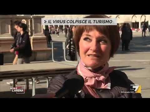 Il Coronavirus ha colpito l'economia Italiana, il turismo è fermo.