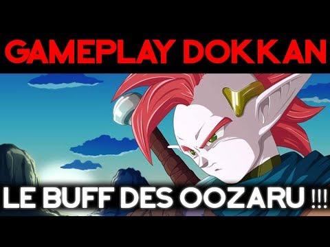 Le gros boost des unités Oozaru - DOKKAN BATTLE