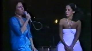 GAL COSTA  &  ELIS REGINA  Estrada do Sol