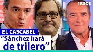 """Marhuenda destapa el gran proyecto de Sánchez antes de las elecciones: """"Le hace ilusión"""""""
