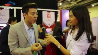 Startup Pitch - EFFRO at Tech in Asia JKT 2015