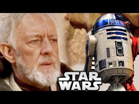 Why Doesn't Obi-Wan Remember R2-D2 in A New Hope? - Star Wars Explained