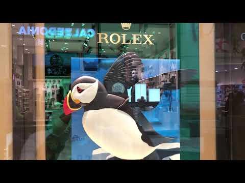 ROLEX Store - Lisbon-Portugal