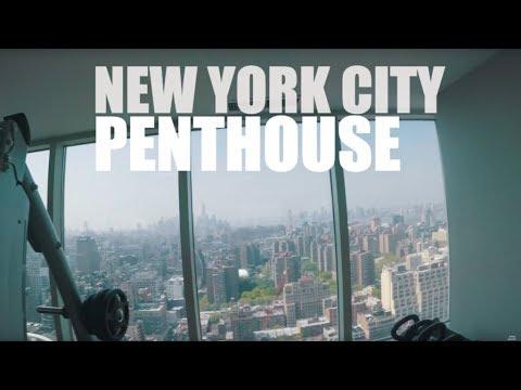 FIRST DAY IN NEW YORK CITY - German Filmmaker Vlog