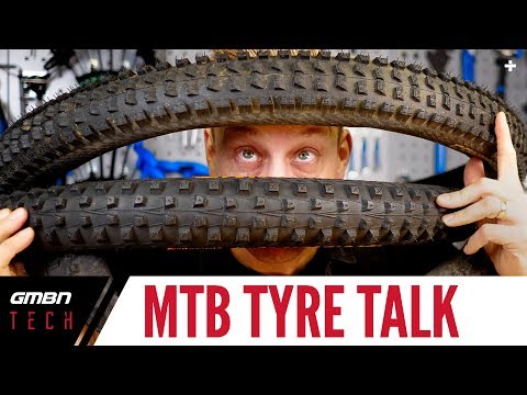 What To Look For When Choosing A New MTB Tyre? Mountain Bike Tyre Talk | Ask GMBN Tech