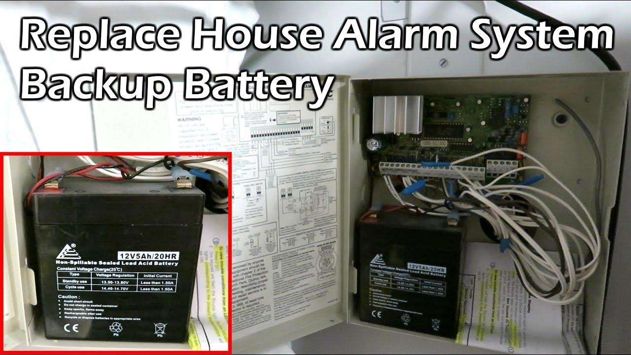 backup alarm wiring diagram [ 1280 x 720 Pixel ]