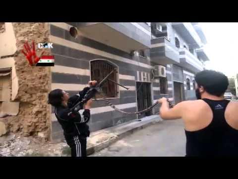 Aptal ÖSO Teröristi - Suriye Gerçekleri