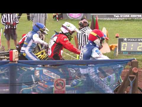 Poole v Swindon (SGBP) - 19.07.17 - Heat 4