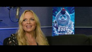 SMALLFOOT - Emma Bunton is the voice of Mama Bear