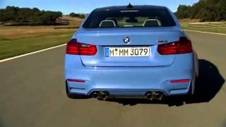BMW M3 TEST Drive HD