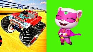 Crazy Monster Truck,My Talking Angela,YOSHI WOOLEY,Crash Bandicoot 2020,Super Mario