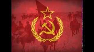 موسيقى روسية شهيرة للجيش الاحمر جيش الاتحاد السوفيتي سابقا