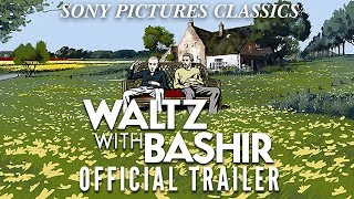 Waltz With Bashir | Official Trailer (2008)