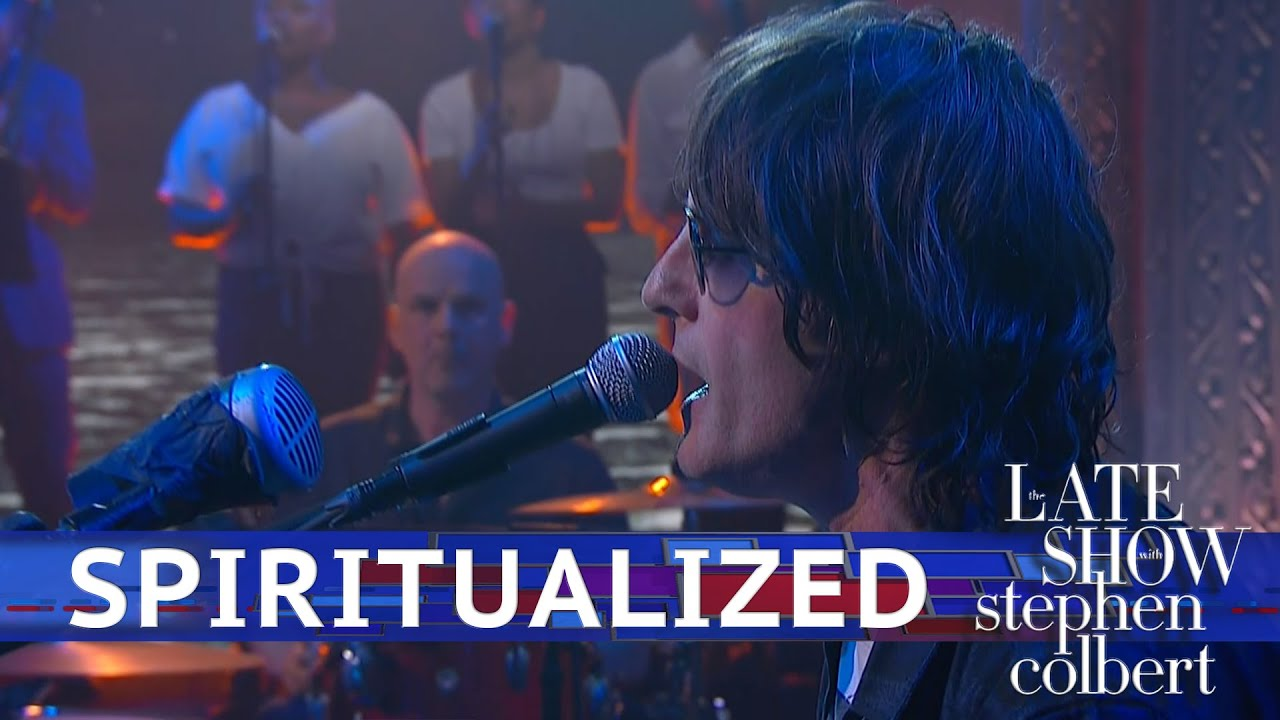 Spiritualized Performs 'I'm Your Man'