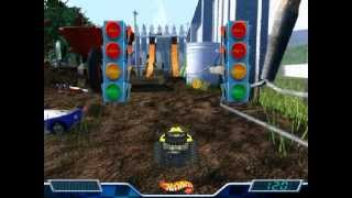 let s play hot wheels stunt track driver 2 get n dirty