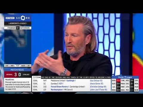 Robbie Savage & Chris Sutton clash over Paul Lambert's appointment at Stoke